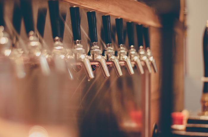 Bierprobe in Straubing