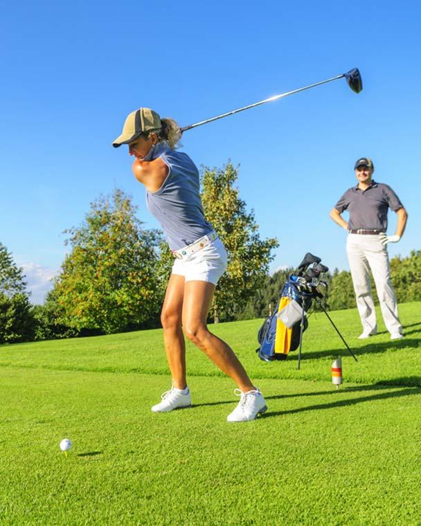 Golfen in Straubing