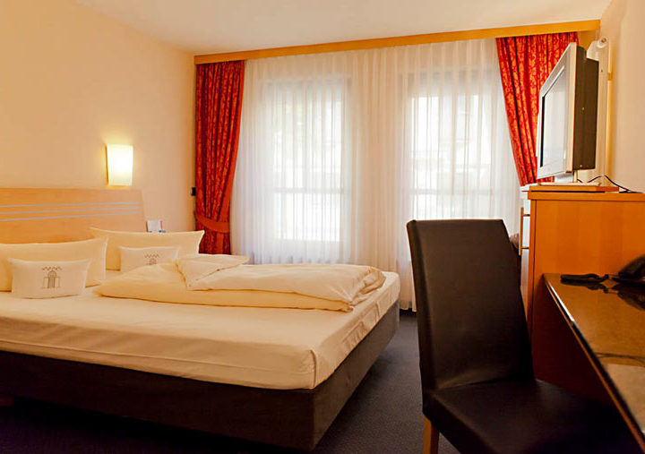 Hotel Theresientor - Hotelzimmer Comfort