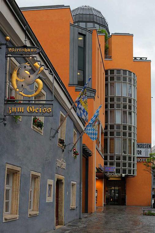 Wirtshaus zum Geiss in Straubing